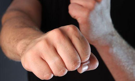 Der 26-Jährige schlug seinen Kontrahenten nieder