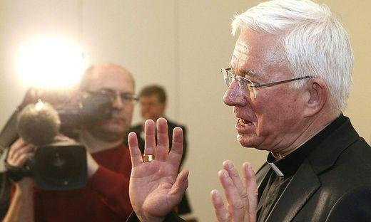 Erzbischof Franz Lackner wurde von Rom mit der Visitation der Kirche in Kärnten beauftragt