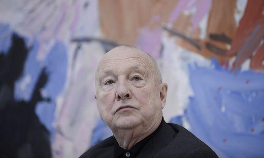 AUSSTELLUNG: 'GEORG BASELITZ - WERKE VON 1968 BIS 2012' IM ESSL MUSEUM / GEORG BASELITZ