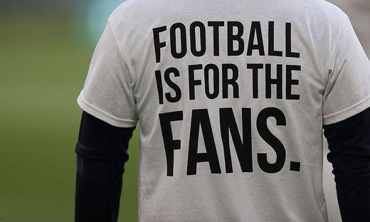 Nicht nur die Spieler von Leeds kritisierten die Super-League-Pläne, auch in den Medien kommt das Vorhaben nicht gut weg