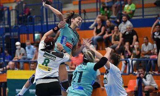 Nikoleta Žižić und die BT Füchse treten in dieser Saison im EHF Europe Cup an