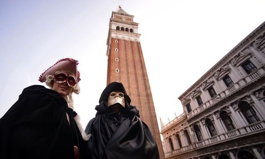 Venedig will Zugang zu Markusplatz regeln