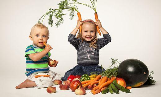 Darf ich mein Kind vegan ernähren?