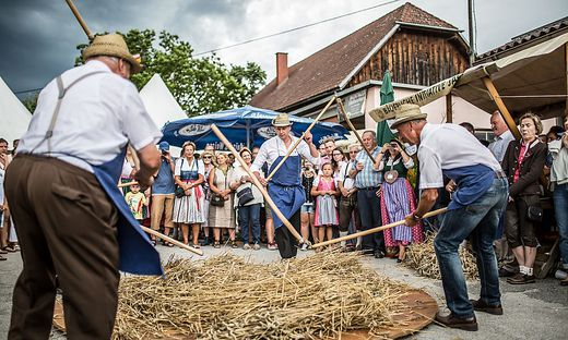 Farantfest Globasnitz August 2016