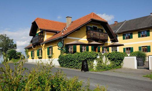 Der Stupperhof in Kitzeck