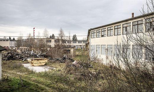 Gebäude, Erdreich und Grundwasser auf dem Fabriksgelände sind teilweise mit Chrom belastet