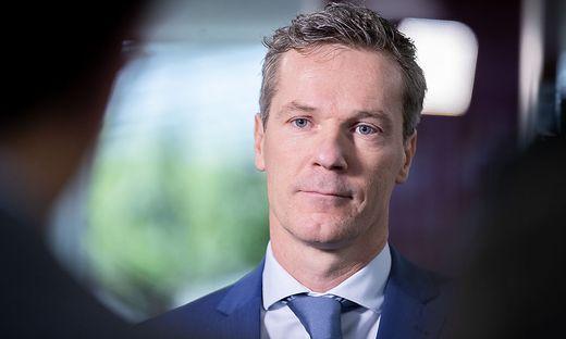 Obmann des Fachverbands Metalltechnische Industrie, Christian Knill