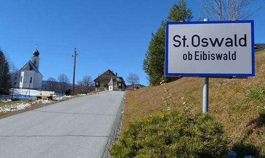 Fusioniert: St. Oswald ob Eibiswald