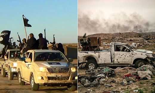 Der Anfang und Ende des IS