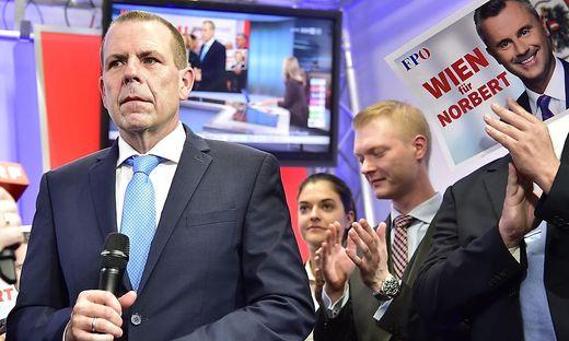 FPÖ erlitt zweitgrößte Schlappe nach 2002