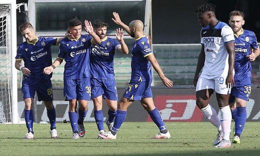Hellas Verona ärgert Atalanta Bergamo