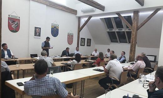 In Bad Schwanberg tagte der Gemeinderat