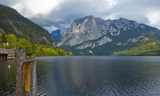Der Altausseer See wird von den Befragten als sehr sauber empfunden