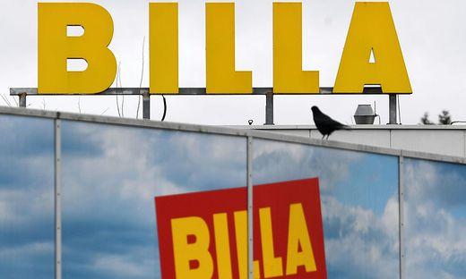 ++ THEMENBILD ++ SUPERMARKTKETTE BILLA