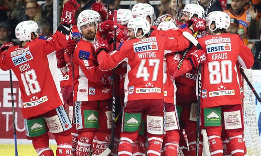 ICE HOCKEY - EBEL, KAC vs 99ers
