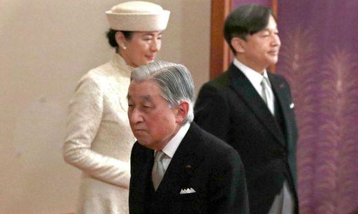 Akihito geht, Naruhito kommt