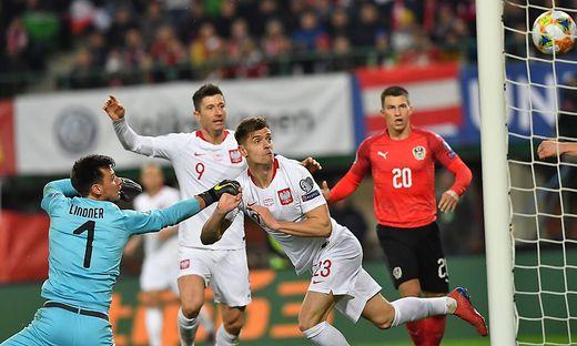 Em Qualifikation Osterreich Muss Zum Auftakt Ein 0 1 Gegen