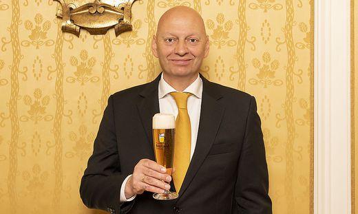 Florian Berger, neuer Geschäftsführer des Brauereiverbandes