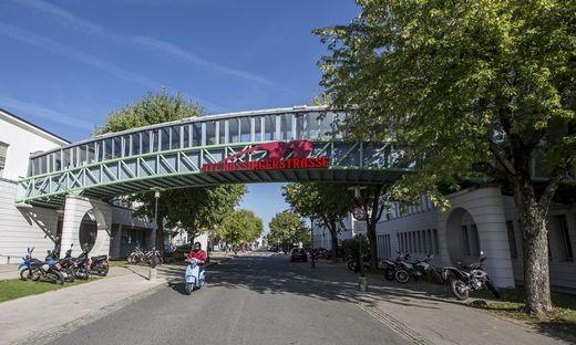 Die HTL Mössingerstraße trauert um Alfred Gaugg