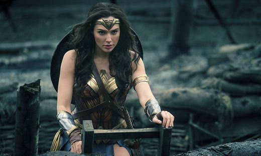 Starke Kämpferin: Gal Gadot als Wonder Woman