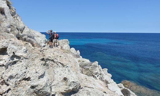Korsika bietet traumhafte Wanderungen - und ebensolche Bademöglichkeiten