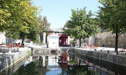 Lendhafen Klagenfurt