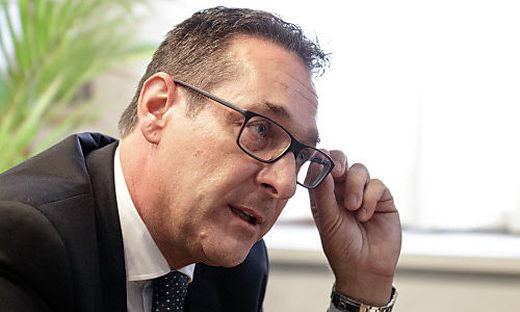 Heinz Christian Strache, FPÖ-Chef