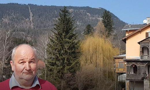 Bürgermeister Hannes Kogler (ÖVP)