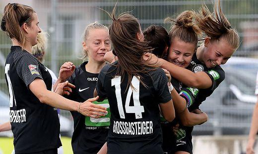 WOMEN SOCCER - BL, Sturm vs A.Wien