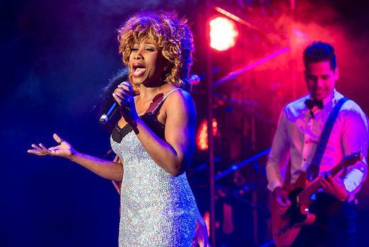 30% ermäßigt zur Tina Turner-Show