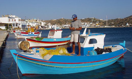 Sehnsuchtsort Griechenland