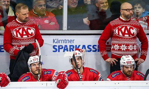 Petri Matikainen und Jarno Mesonen sind kein Trainergespann mehr in der kommenden Saison