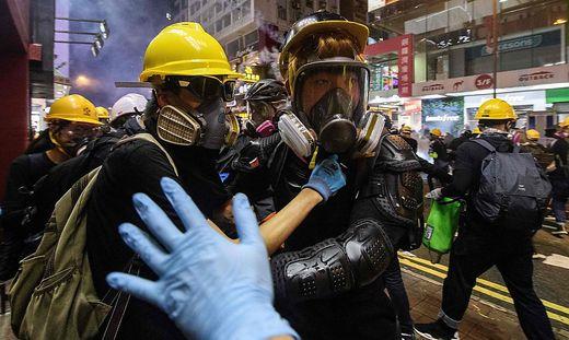 Demokratieaktivisten in Hongkong festgenommen