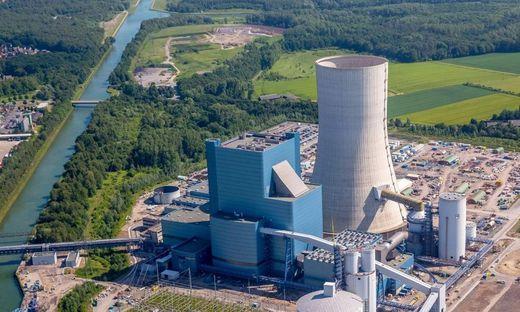 Das moderne Kohlekraftwerk Datteln 4