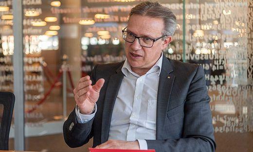 Christoph Holzer, Geschäftsführer Spar Steiermark/Südburgenland
