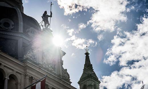 Im Grazer Rathaus ist wieder für Gesprächsstoff gesorgt