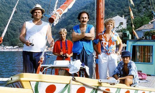 Serienhit der 1980er: Der Sonne entgegen