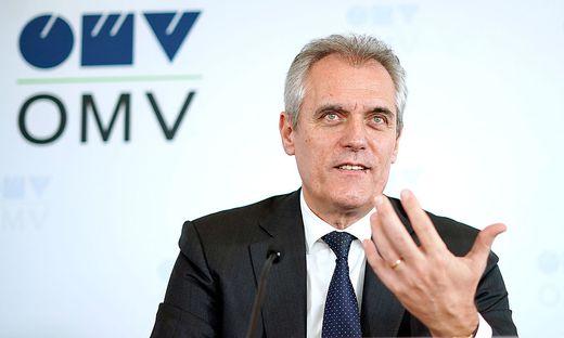 """""""Die Wirtschaft hat den Weckruf gehört"""", sagt OMV-Chef Rainer Seele. Klimaschutz kommt stärker auf die Agenda"""