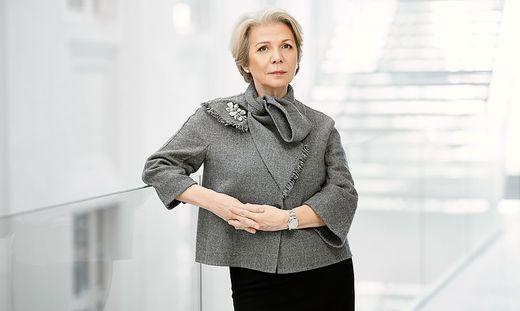 Die Wirtschaftsanwältin Edith Hlawati gilt als Favoritin für die Nachfolge Schmids an der Öbag-Spitze