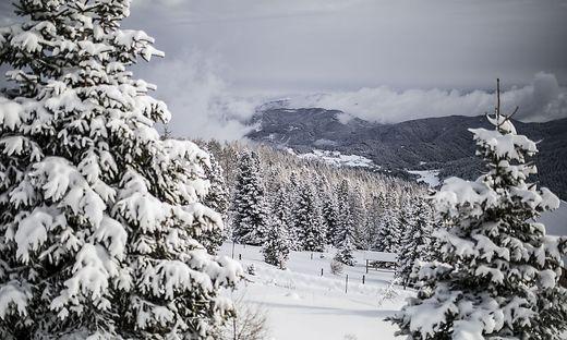 Skigebiet Hochrindl Sirnitz Jänner 2019