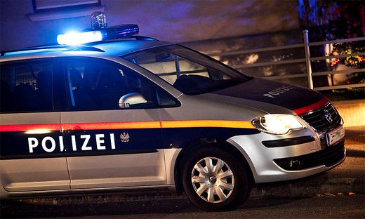 Polizeieinsatz in der Landeshauptstadt