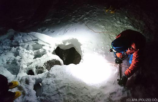 Duisburger Bergsteiger überlebt fünf Tage in Felsspalte