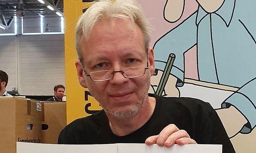 Martin Perscheid im Jahr 2019