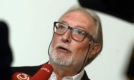 Chef der Alterungssicherungskommission Pöltner