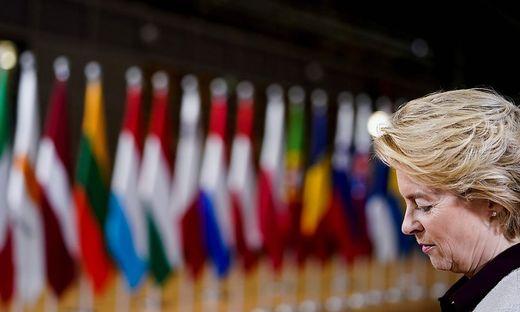 Wie viel Geld wird Kommissionspräsidentin Ursula von der Leyen in den nächsten Jahren zur Verfügung stehen?
