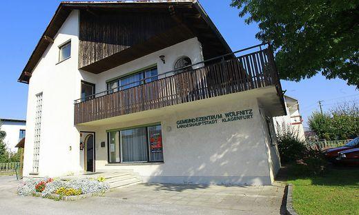 Die beiden alten Gemeindezentren in Wölfnitz sollen verkauft werden