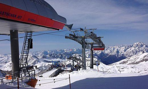 Für ein Hotelprojekt am Mölltaler Gletscher wird eine neue Trasse der Talabfahrt gesucht
