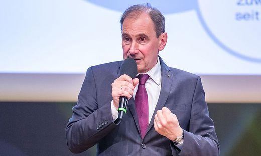 RLB-Generaldirektor Martin Schaller