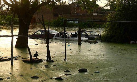 Mehr als eine Million Menschen leide unter den Auswirkungen der Überflutungen