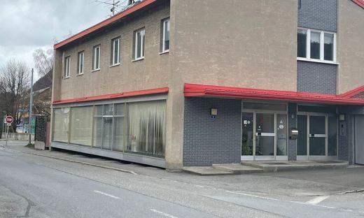 In diesem Gebäude nahe der Volksschule Scheifling soll die neue Apotheke untergebracht werden